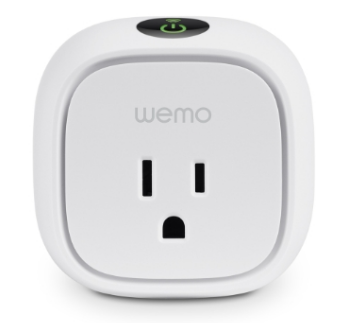 7 Inexpensive Gadgets to Make Your Home Feel Futuristic Belkin WeMo Insight Switch