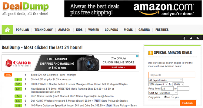 13 Bargain Websites That Are Cheaper Than Ebay Makeuseof