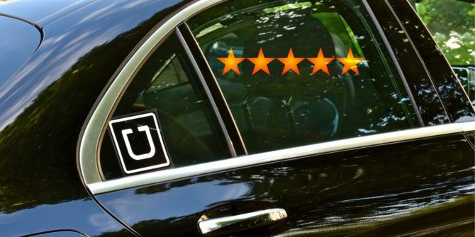 How to Find Out Your Uber and Lyft Passenger Ratings