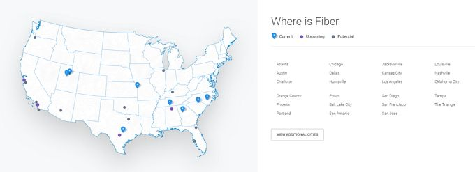 Google's Most Interesting: Apps, Projects, and Services You Must Know About GoogleFiber
