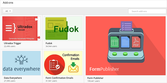 How to Use Google Forms for Your Business GoogleForms Addons