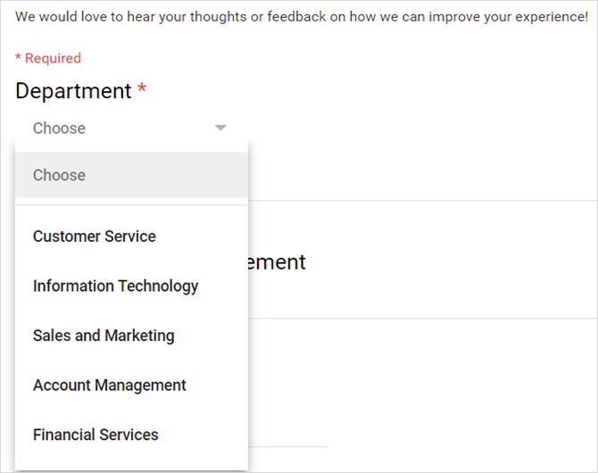 How To Use Google Forms For Your Business - Google form templates for business