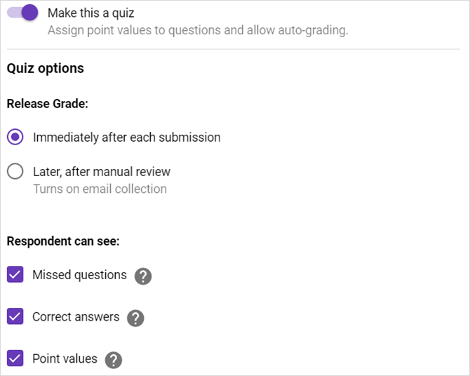 How to Use Google Forms for Your Business GoogleForms Quiz