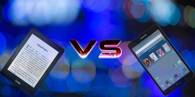 Nook vs. Kindle: Which Ebook Reader Is Best for You?