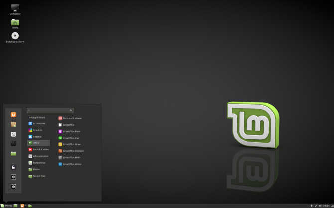 Popular Linux Apps Distros 2018 - linux mint