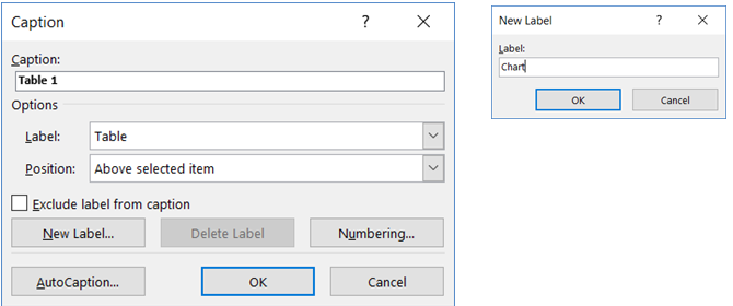 The Simple Guide to the Microsoft Word References Tab MSWord TOFaddcaption