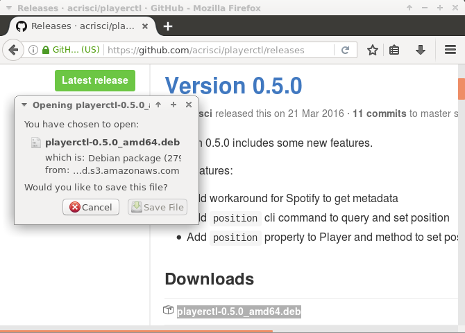 Make Your Linux Music Experience Seamless With These Tools Playerctl Download