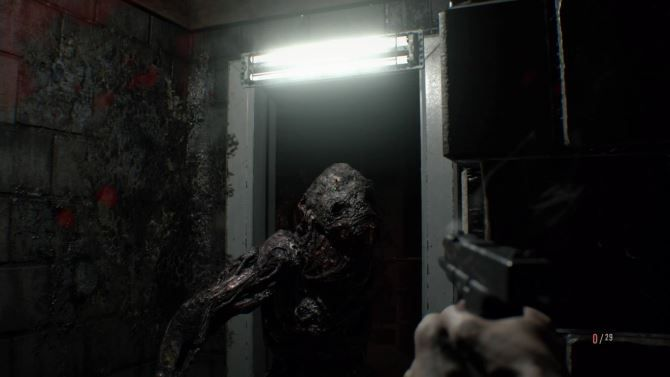 Is Resident Evil 7 Worth Playing? Resident Evil 7 Molded Creature