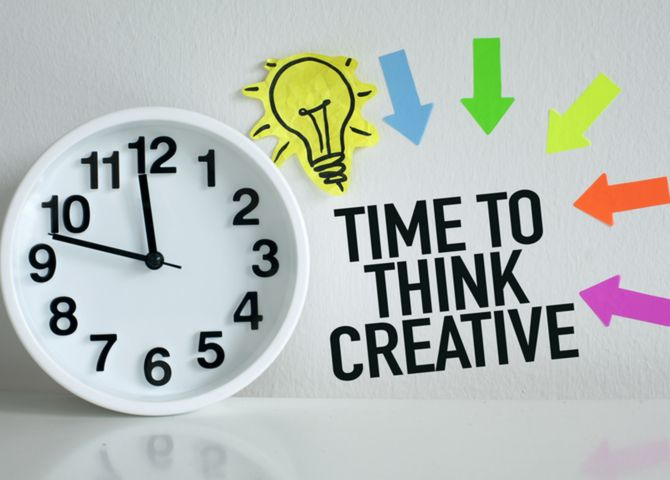 You Can Start Living Creatively With These 5 Important Lessons Think Creative