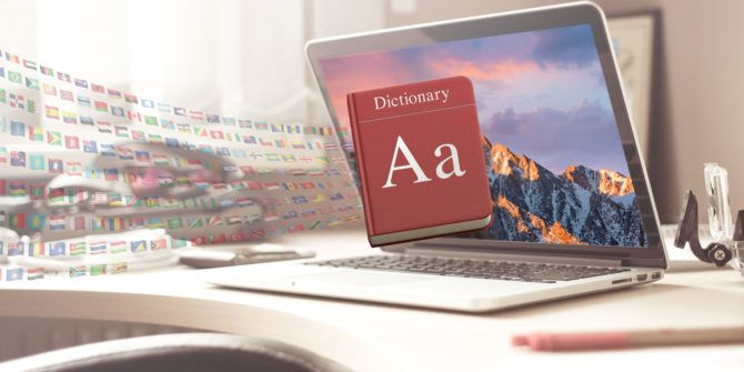 Expand Your Mac's Dictionary App by Adding Additional Languages