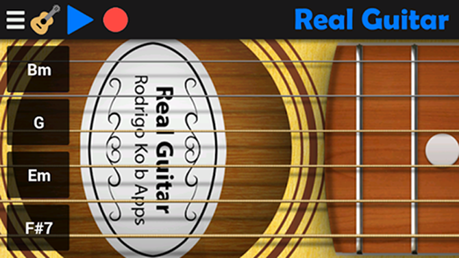 5 Free Apps That Help You Learn and Play Guitar android app real guitar