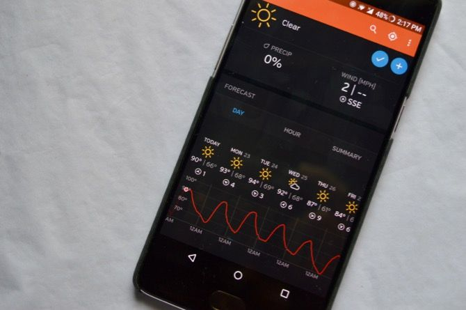 android dark mode apps