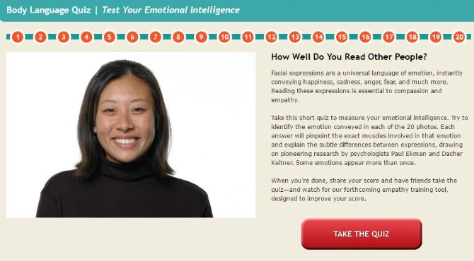 8 Free Emotional Intelligence Tests That Reveal More About You berkeley eq quiz