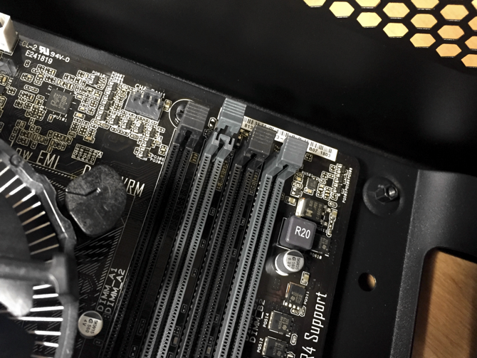 How To Build Your Own PC build pc ram socket
