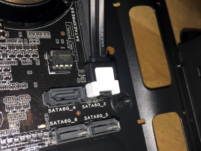 How To Build Your Own PC build pc sata motherboard