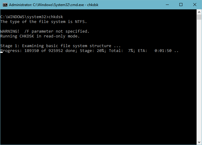 Essential Windows CMD Commands You Should Know chkdsk