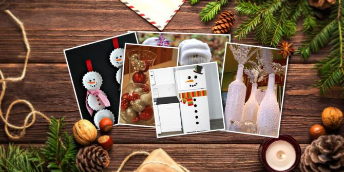 11 Amazing DIY Winter Decorations Going Viral on Social Right Now