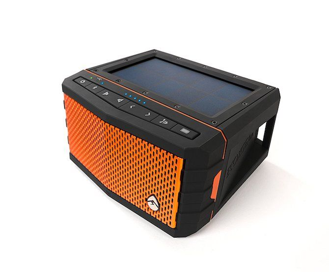 12 Solar-Powered Products to Help You Reduce Your Power Bill ecoxgear sol jam