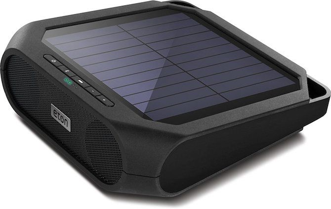 12 Solar-Powered Products to Help You Reduce Your Power Bill eton rugged rukus