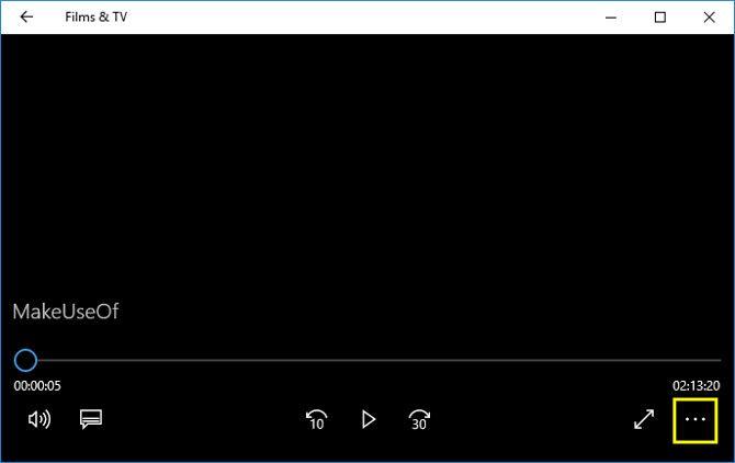How to Stream Video to Xbox One From Windows 10 films and tv app