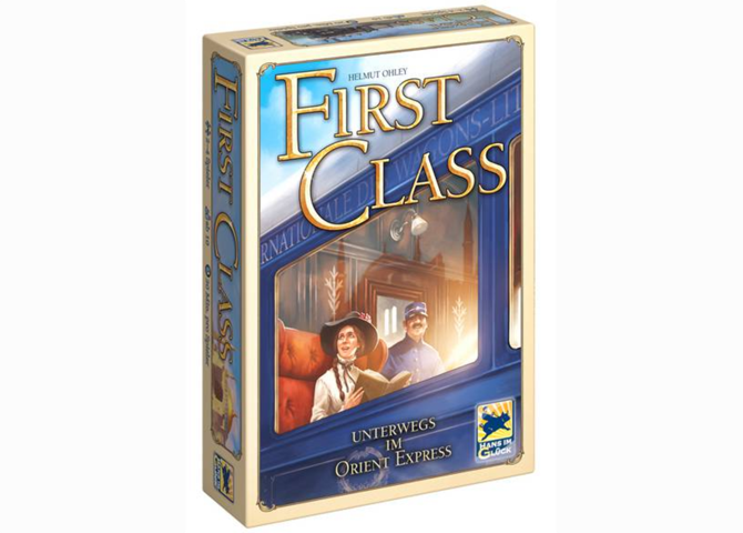 first class board game