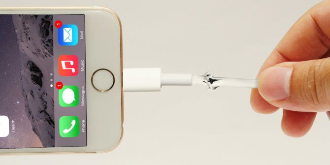 How to Prevent or Fix Frayed iPhone Lightning Cable Once and For All