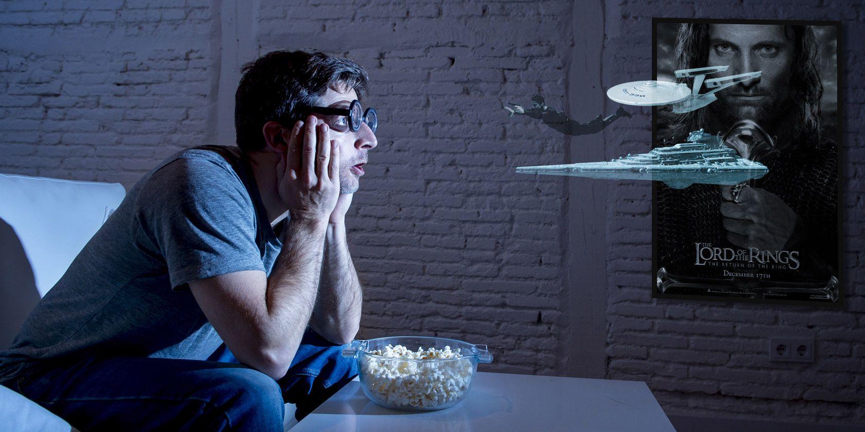 10 Geeky Movie Marathons Everyone Should Try