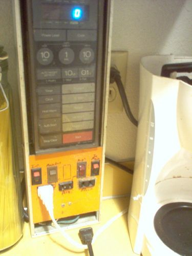 How To Safely Take Apart A Microwave And What Do With The Parts Instructables Homunkoloss