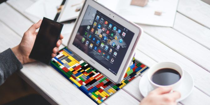 20 really easy ways to make your own tablet stand greentooth Image collections