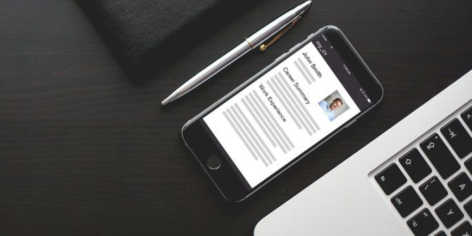 4 Resume Formatting Tips to Make Your CV Mobile Friendly