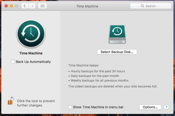 Got a New Mac? Do This First! new mac time machine