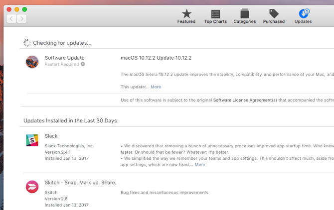 Got a New Mac? Do This First! new mac updates