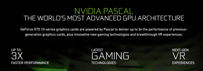 Nvidia Graphics Cards: Which One Is Right for You? nvidia pascal architecture