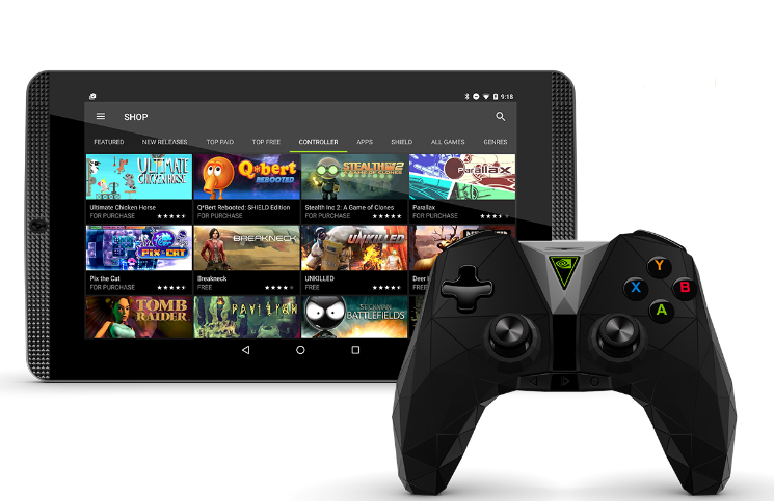 Which Portable Game Console Should You Buy in 2017? nvidia shield