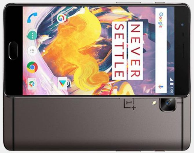 Never Buy a Phone From Your Carrier! Buy Unlocked Phones and Save Hundreds oneplus 3t amazon image