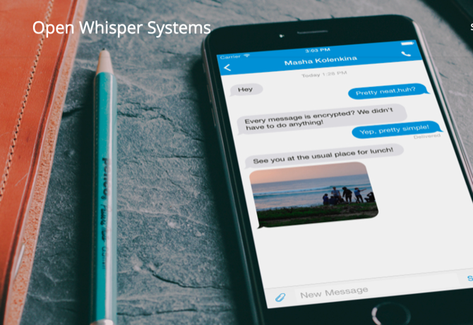 4 Slick WhatsApp Alternatives that Guard Your Privacy open whisper systems
