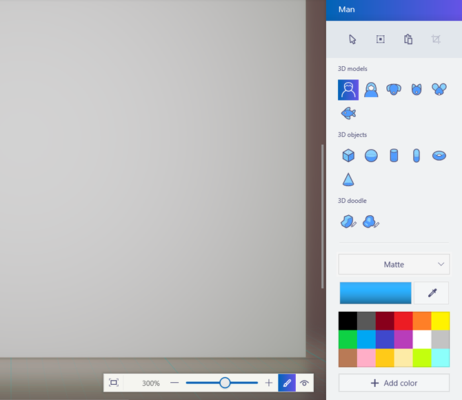 We Tested the MS Paint 3D Preview: Here's What We Think paint 3d 3d 1
