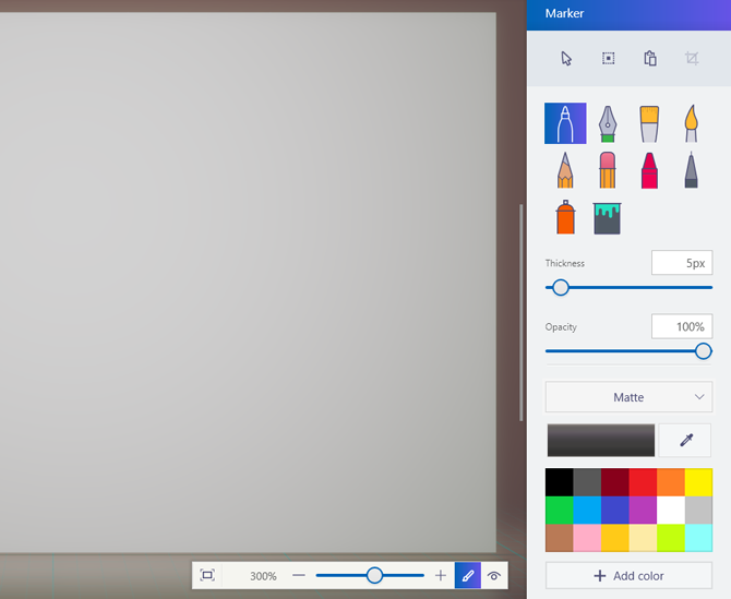 We Tested the MS Paint 3D Preview: Here's What We Think paint 3d features