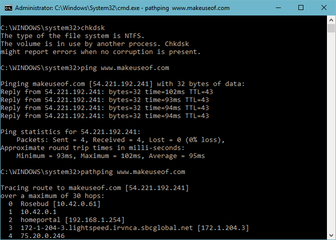 Essential Windows CMD Commands You Should Know ping pathping tracert