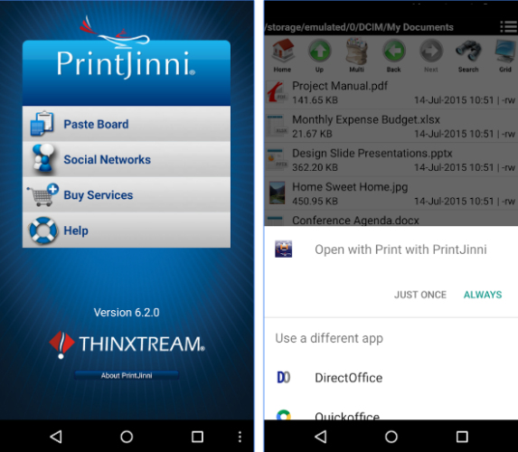 Google Cloud Print and Alternatives for Printing On-the-Go print jinni 573x500