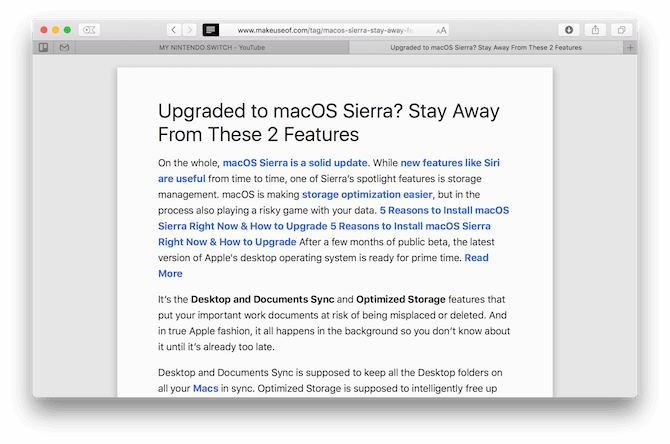 safari mac tips and tricks 9