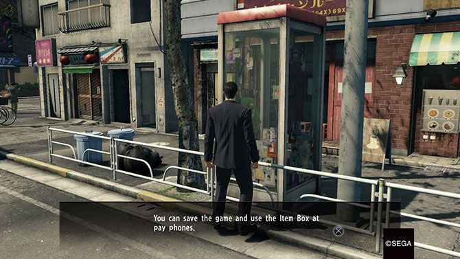 Yakuza Is the Best Japanese Franchise You've Never Played save game