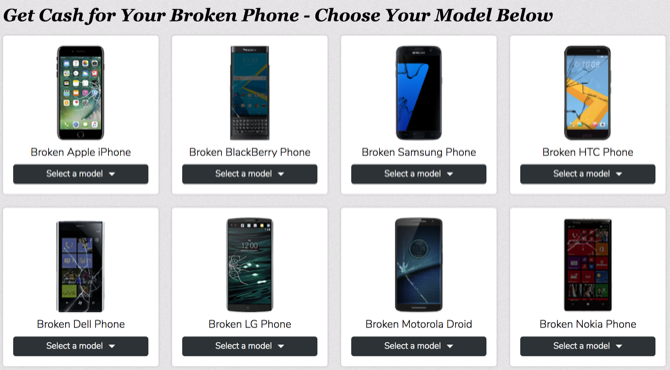 7 Practical Things You Should Do After Cracking Your Smartphone's Screen sell broken phone