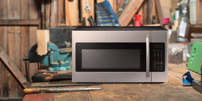 How To Safely Take Apart A Microwave And What Do With The