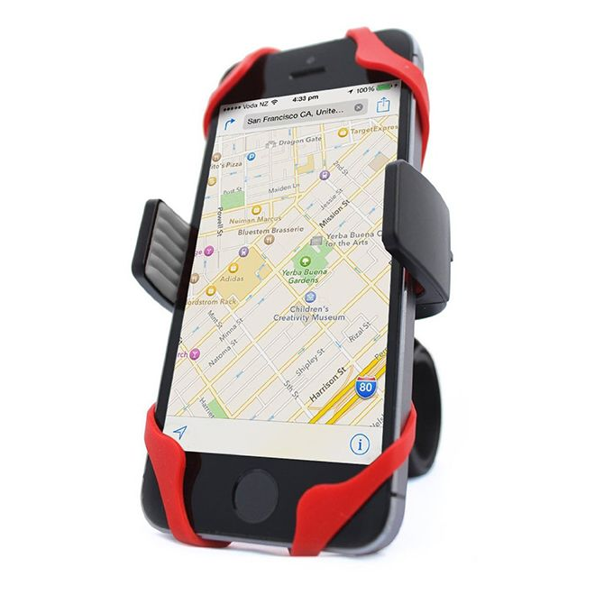 Want To Mount Your Smartphone On Your Bike? It's This Easy vibrelli670