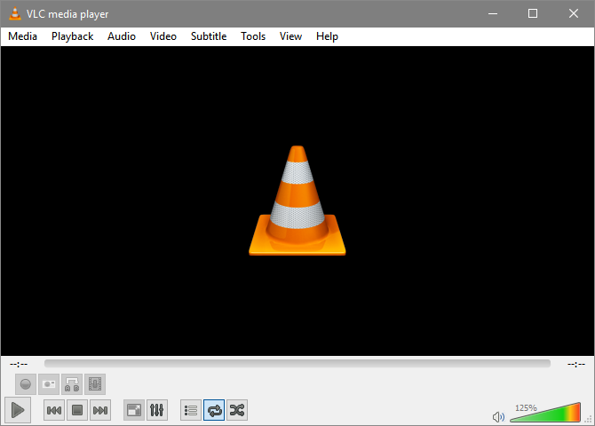 The VLC media player can convert media files