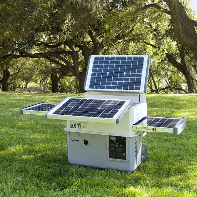 12 Solar-Powered Products to Help You Reduce Your Power Bill wagan solar e