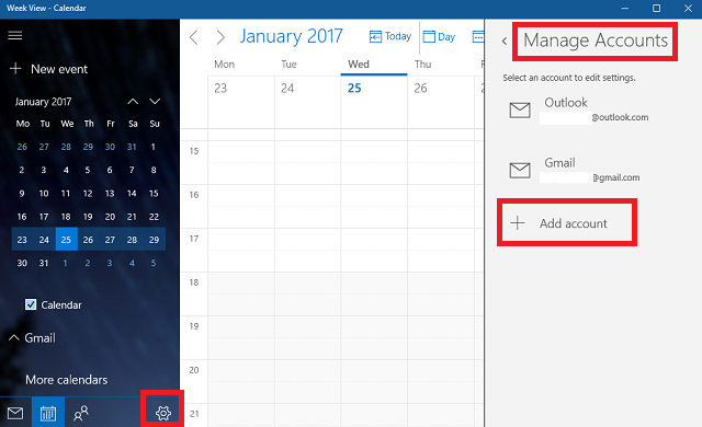 Calendar App For Pc : Ways to view google calendar on your windows desktop