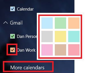 Supercharge Your Windows 10 Calendar With This Guide windows calendar app display calendars