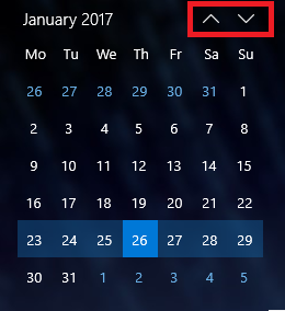 Supercharge Your Windows 10 Calendar With This Guide windows calendar app month view